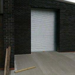 车库卷帘门效果图片