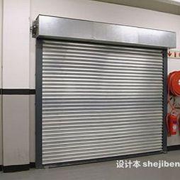 车库卷帘门效果图图库