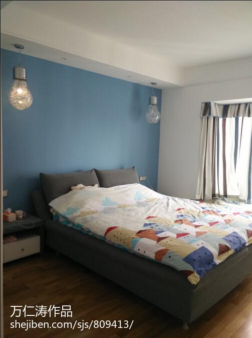 现代卧室家装效果图片