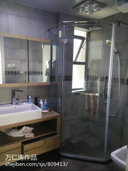 德立淋浴房装修图片