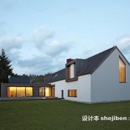 农村平房房屋设计图效果图