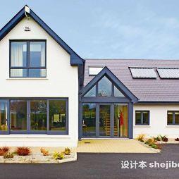农村平房房屋设计图效果图大全
