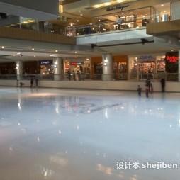 室内溜冰场设计效果图片