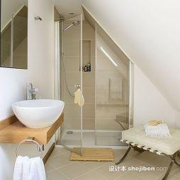 整体浴房效果图