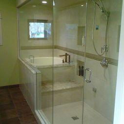 整体浴房效果图集大全