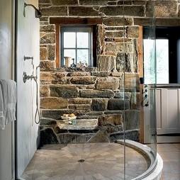 整体浴房效果图集欣赏