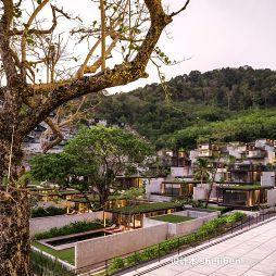 酒店景观设计效果图欣赏大全