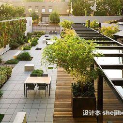 酒店景观设计效果图图库欣赏