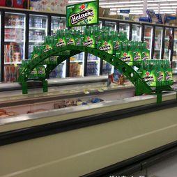 超市创意陈列效果图大全欣赏