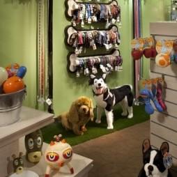 宠物用品店效果图图集