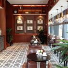 福州泰禾广场咖啡厅:一颗咖啡豆的悠闲时光_1724283