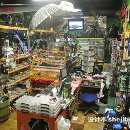 渔具店效果图片