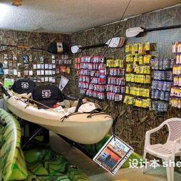 渔具店效果图集