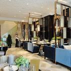 最新混搭风格餐厅装修设计