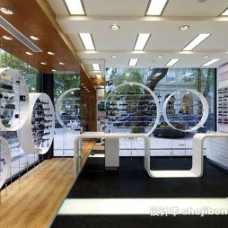 眼镜超市效果图库欣赏