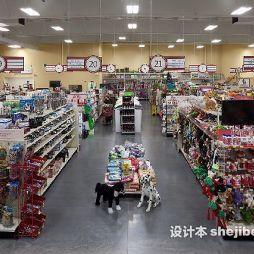 宠物用品超市效果图库