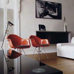 塑料椅子效果图欣赏