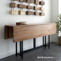 折叠桌效果图集欣赏