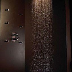 淋浴水龙头效果图大全