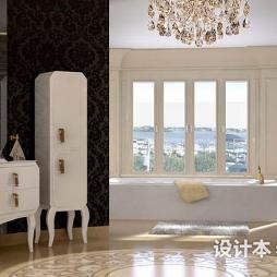 白水泉浴室柜效果图集欣赏
