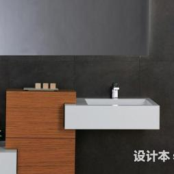 白水泉浴室柜效果图库欣赏