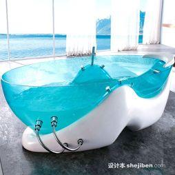 冲浪按摩浴缸效果图集