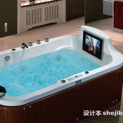 冲浪按摩浴缸效果图图库