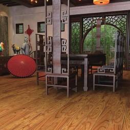复合木地板效果图库欣赏