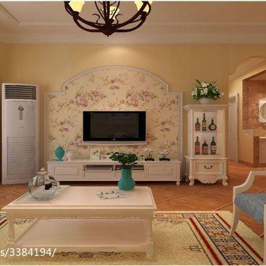 室内电视墙装修图集