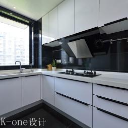 简约现代厨房设计