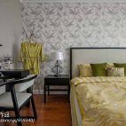 现代简约卧室设计效果图欣赏