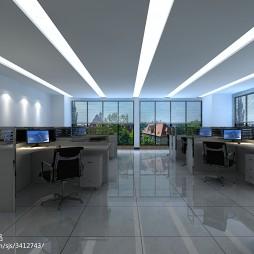 北京办公室装修效果图片