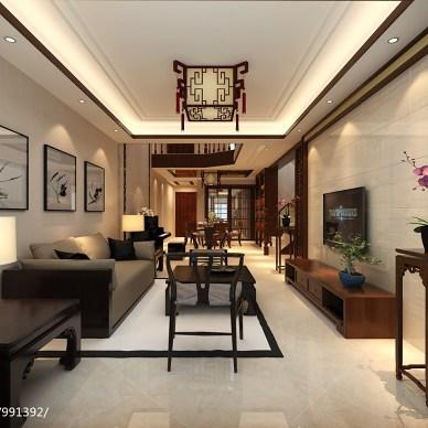 中式风格家庭装饰图片大全
