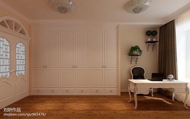 欧式家装联丰地板效果图