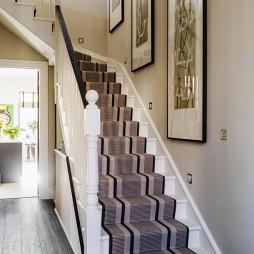 复式楼楼梯组合装饰图片