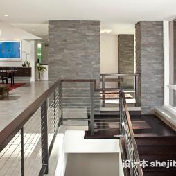 阁楼楼梯组合装饰图片大全