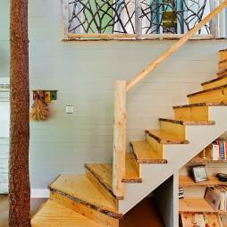 小复式楼楼梯装修设计