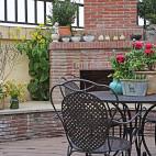 屋顶花园效果图库欣赏