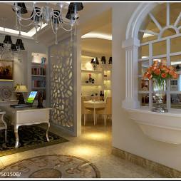 白色家具家居装修设计