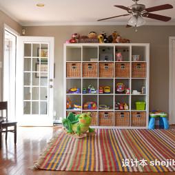 儿童套房设计效果图