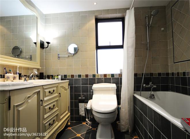 美式卫浴设计