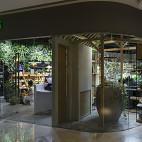 现代风格展示空间设计效果图