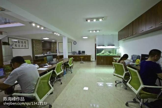 京阳数码LOFT办公室设计_1779