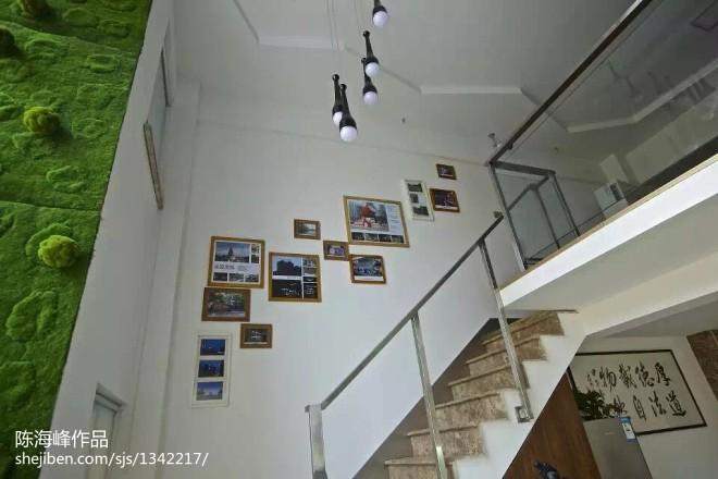公司楼梯装修效果图