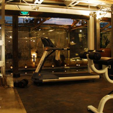 My Gym健身中心设计效果图片