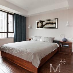 混搭卧室窗户设计
