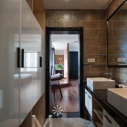 混搭卫浴装修设计