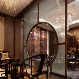 混搭复古中餐厅设计