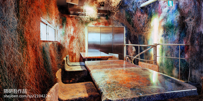 创意餐厅装修设计