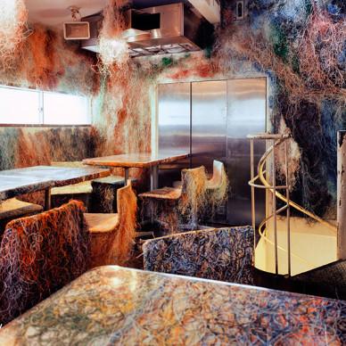 餐廳裝修設計效果圖